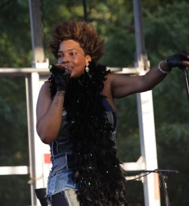 Macy Grey AfroPunk NY2018 Streaming